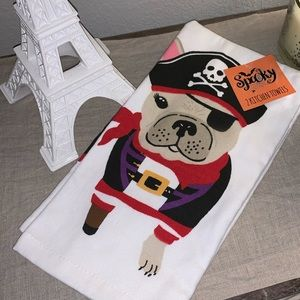 French Bulldog Kitchen Towels | Halloween 🎃